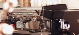 Kaffeemaschinenreinigung